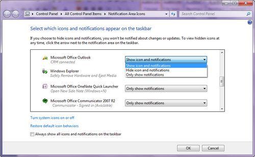 Add-CRM-icon-to-taskbar