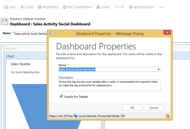 crm awesome new connections ui web resource microsoft crm xrmthere\u0027s a new \u201cdashboards\u201d site map entry that you\u0027ll notice when clicking around the tablet client