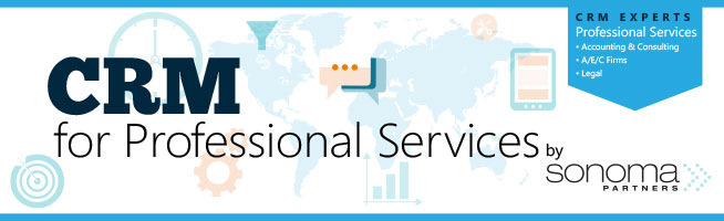 CRM for Professional Services