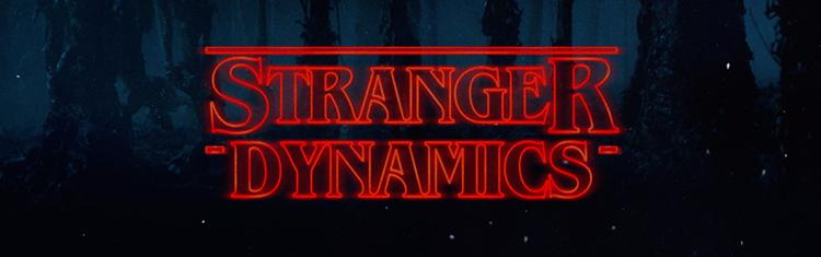 Stranger dynamics header banner