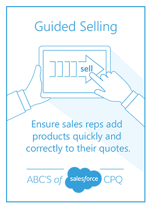 Guided selling_ABCsofCPQ