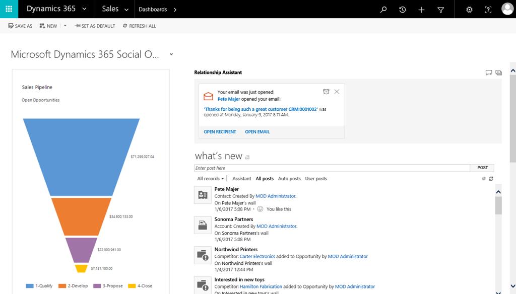 Dynamics 365–Email Engagement - Microsoft Dynamics CRM Community